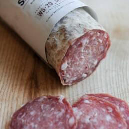 Wiesenschwein Salami